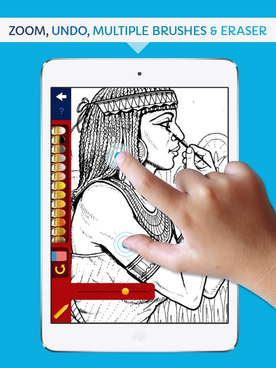 Huebert: The world's largest digital coloring library! screenshot-4