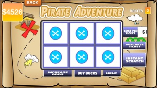 Lotto Pirate screenshot two