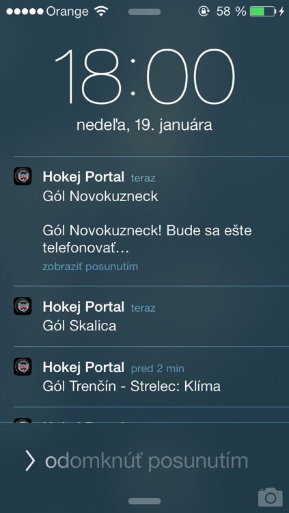 Hokej Portál screenshot-4