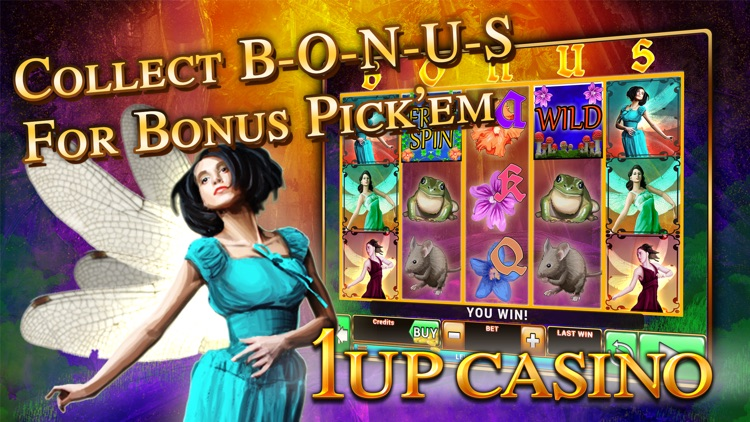 Slot Machines - 1Up Casino - Best New Free Slots screenshot-4
