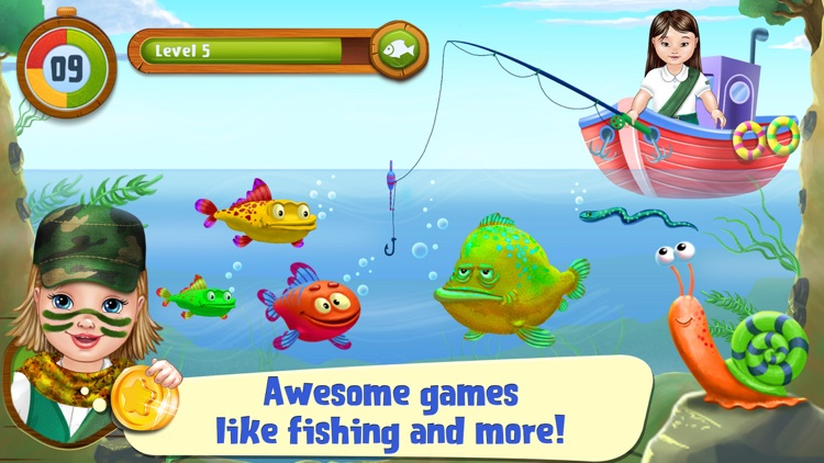 Baby Outdoor Adventures - Care, Play & Have Fun Outside screenshot-4