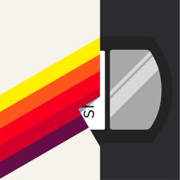 Ícone do app Camcorder - Grave Vídeos Caseiros em VHS