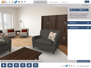 Download la z boy 3d room planner for iphone appszoom 3d room planner app