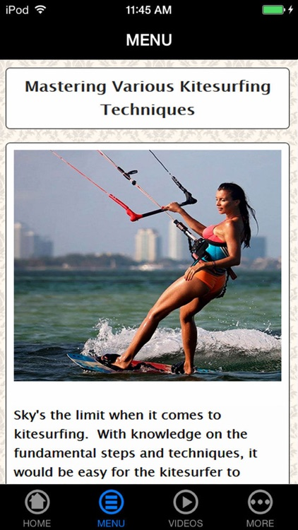 How to Start KiteSurfing Guide Made Easy for Beginners screenshot-3