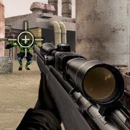 Sniper Hero Shooting