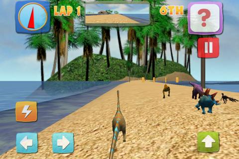 Dino Dan: Dino Racer screenshot 4