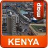 ケニア オフライン地図 - Smart Solutions