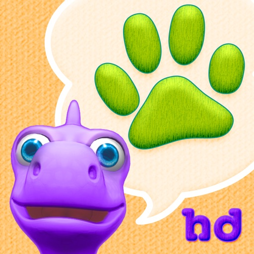 Animals with Dally Dino HD - Preschool Kids Learn with A Fun Dinosaur Friend