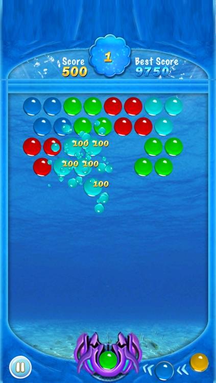 Sea Bubble - 深海打泡泡