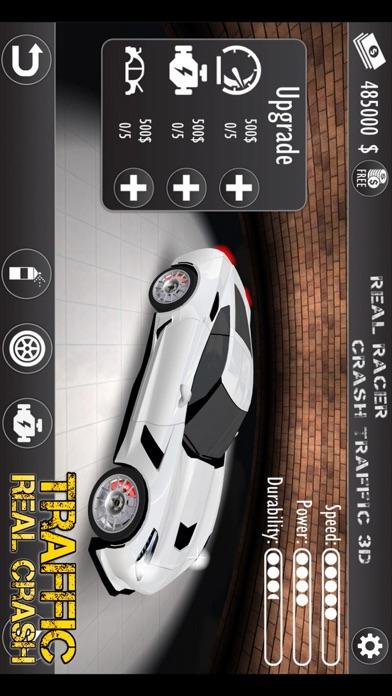 Real Racer Crash Traffic 3Dのおすすめ画像4