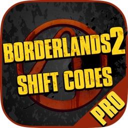 Shift Codes for Borderlands 2 Pro