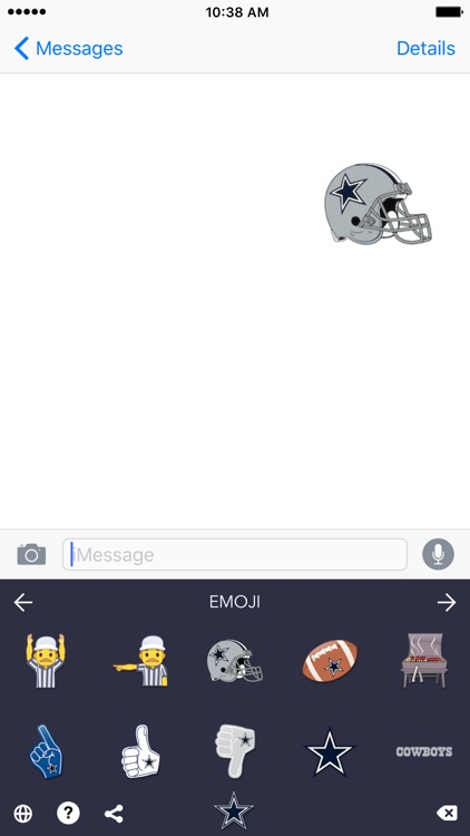 NFL Emojis screenshot-3