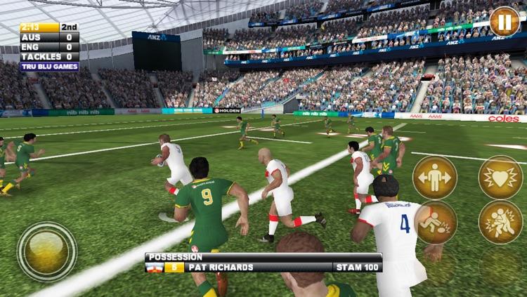 Rugby League Live 2: Quick Match screenshot-4
