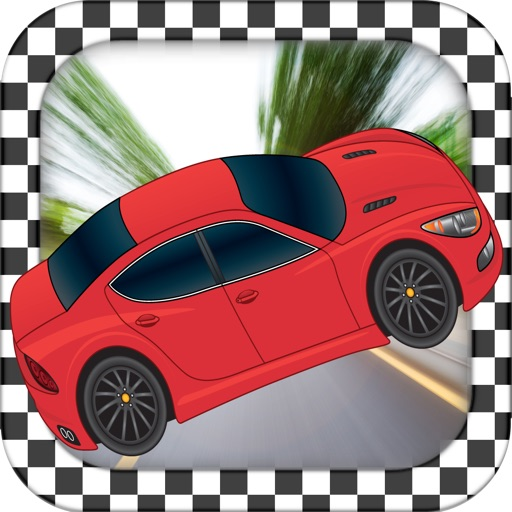 Fast Track Speed Racer Game - Road Rage Games