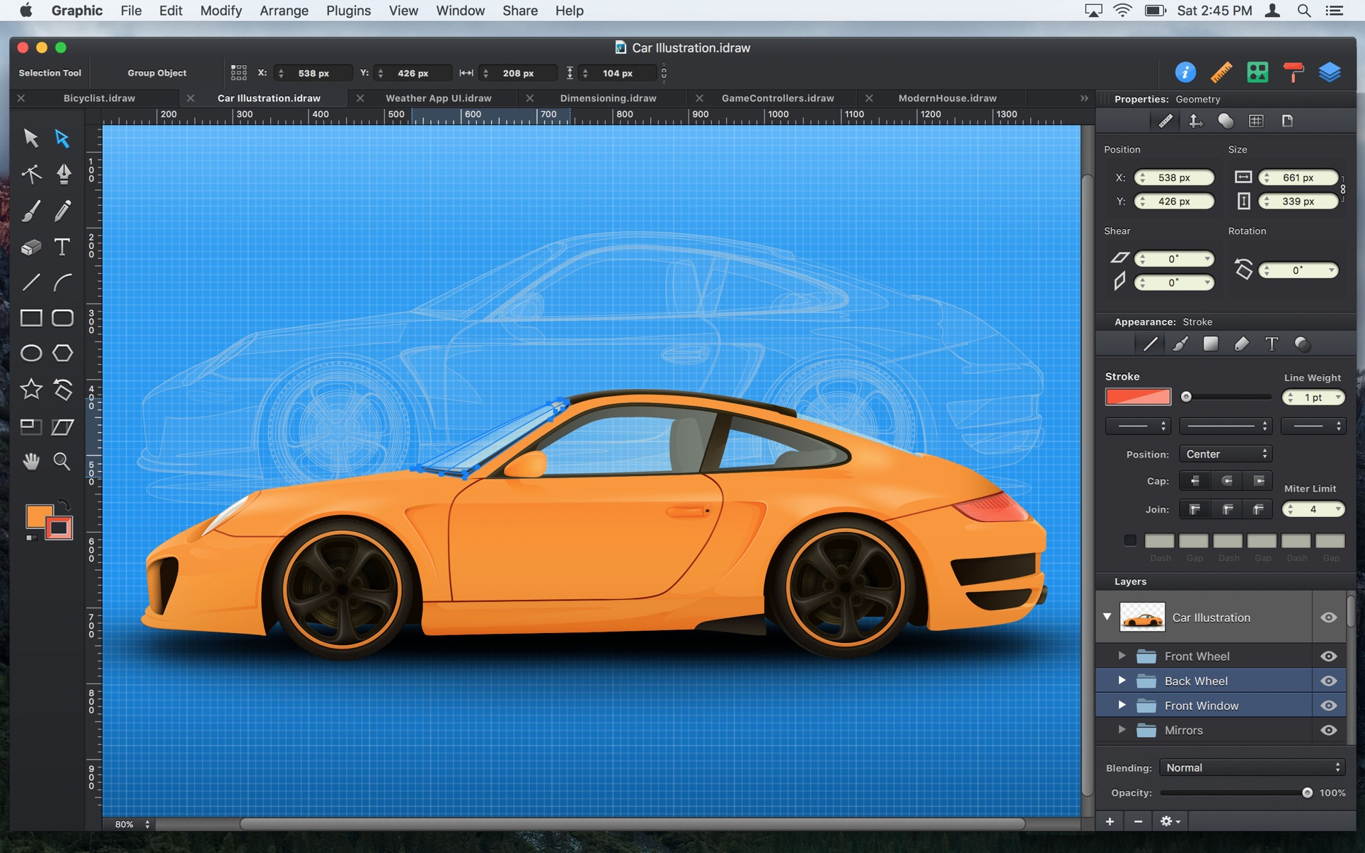 Autodesk Graphic Mac 破解版 优秀的矢量绘图工具-麦氪搜(iMacso.com)