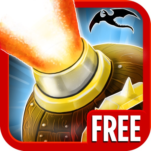 Spellsword Dragon Clash Defense – Medieval Castle Shooting Action Game for Kids FREE