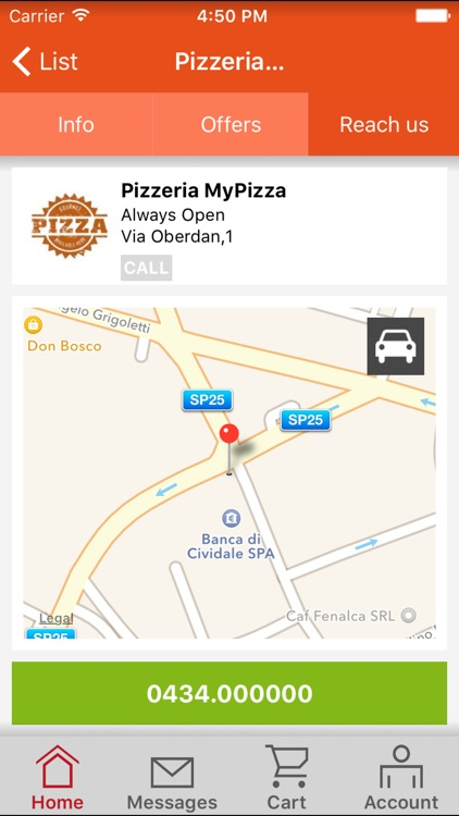Time2eat - Takeaway food delivery screenshot-3