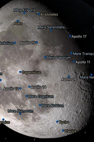 Скриншот из Phases of the Moon