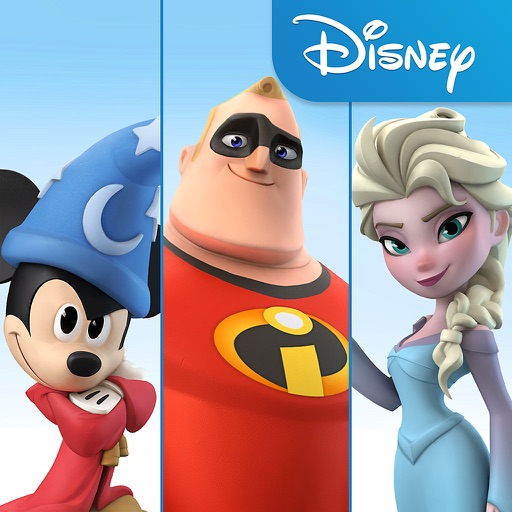 Disney Infinity: Toy Box Comes to iPad