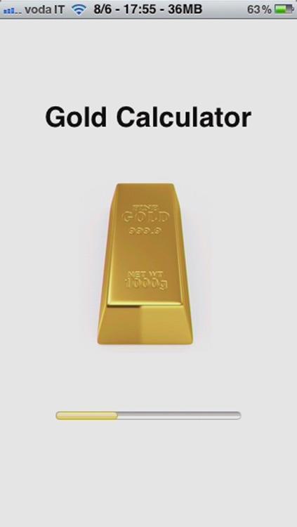 Gold Price Calculator Live