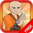 Ninja Warriors FREE - A Artes Marciales Temple Story. Un juego divertido para todos. icon