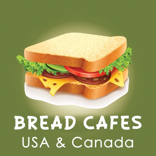 Bread Cafes USA & Canada icon