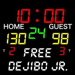 Basketball Timer -Dejibo Jr. Free-