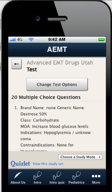 AEMT-Advanced EMT screenshot-4