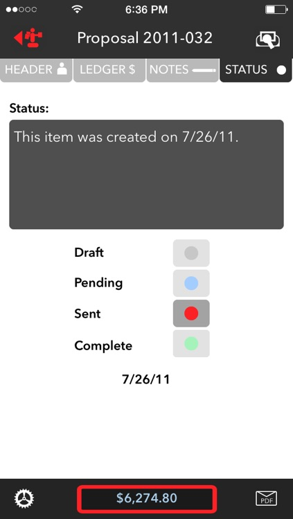 Invoice Studio screenshot-4