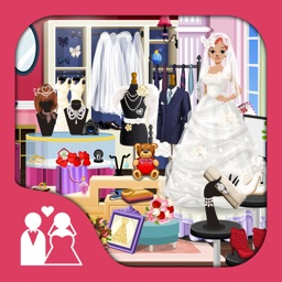 Wedding Dream – Hidden object puzzle game about brides and grooms
