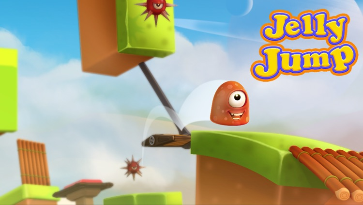 Jelly Jump by Fun Games For Free screenshot-4