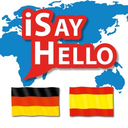 iSayHello German - Spanish