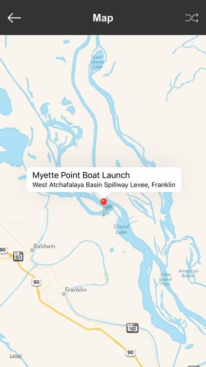 Louisiana Boat Ramps screenshot-3