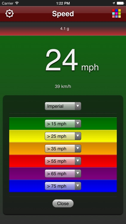 Speed App screenshot-2