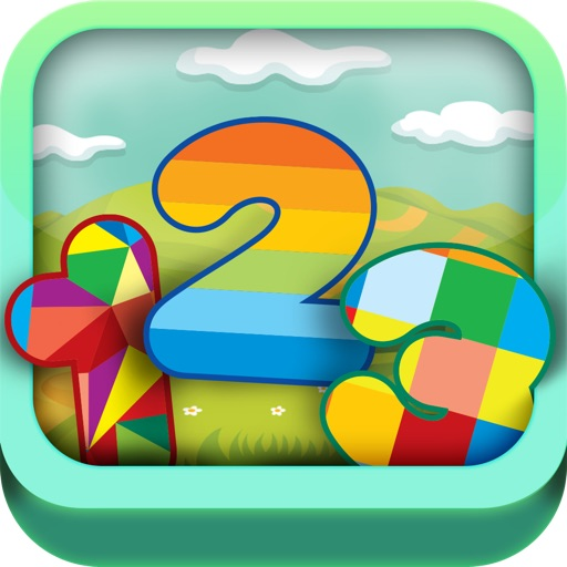 Count and Learn Numbers - 3 in 1 Educational Game - Teach Preschool Kids and Children Counting in English in a Fun and Interactive Way by ABC BABY