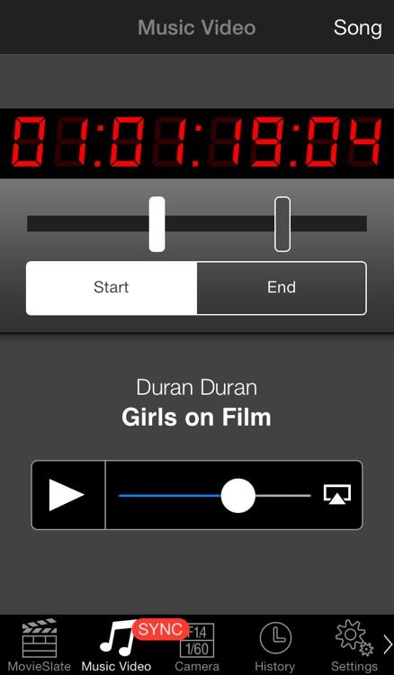 MovieSlate® 7 (Clapperboard & Shot Log) screenshot-4