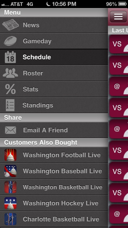 Virginia Tech Football Live screenshot-1