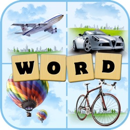 Guess word from 4 pics