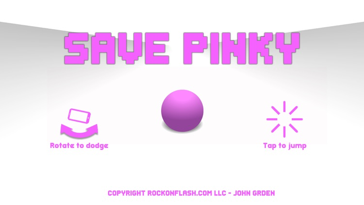 Save Pinky!