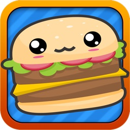Hungry Hungry Cheeseburger Tap - A Crazy Fast Food Munch Game with Funny Hamburgers and Fun Fries (FREE)