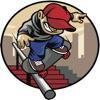 エピックスケートボードキングライバルのレース - 邪悪なスケーターレーシング無料
