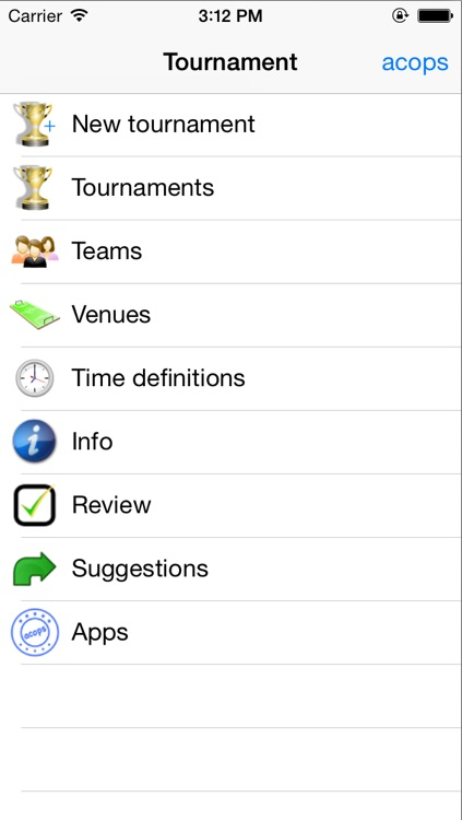 Tournament Handball Pro screenshot-0