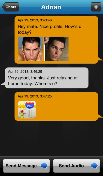 Gay Network GN – Gay & bi guys for local chat and dating screenshot-3