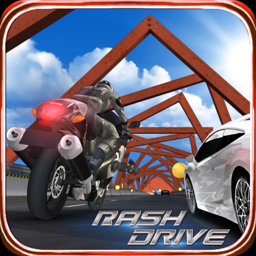 Endless Rash Drive : its a Moto Bike Multiplayer Race