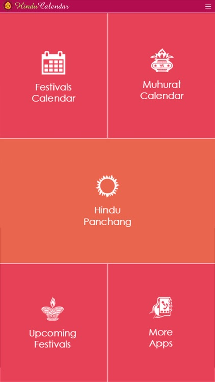 Hindu Calendar iOS