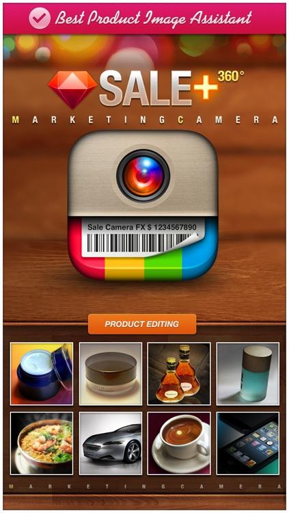 SALE Camera - marketing camera effects plus photo editor