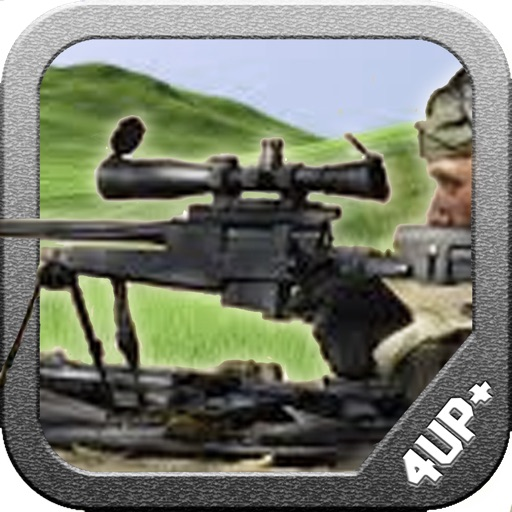 Army Sniper Valley War Free