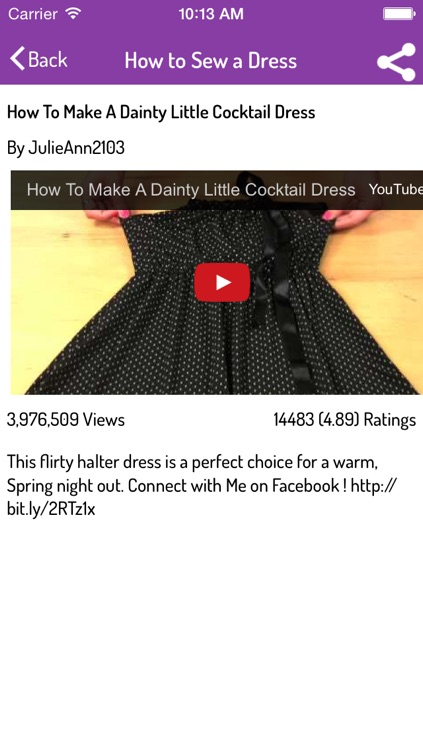 How To Sew - Sewing Guide screenshot-3