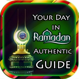Your Day in Ramadan Guide (Authentic) Rulings/Ahkaam/Masa'il-Lite