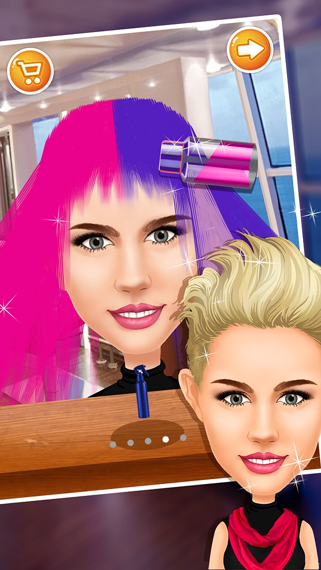 Celebrity Hair Salon™のおすすめ画像3
